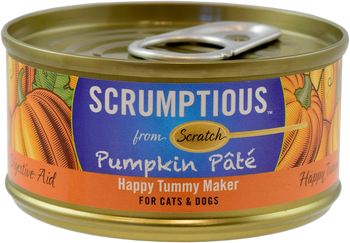 Pumpkin Pâté Canned Food For Dogs & Cats, 79g, Case of 24