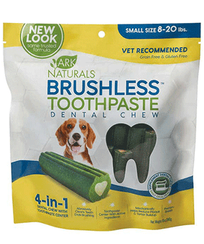 Brushless™ Toothpaste For Small Breeds, 340g