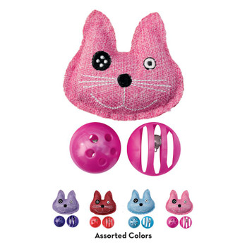 Trio 3-pack Cat Toy