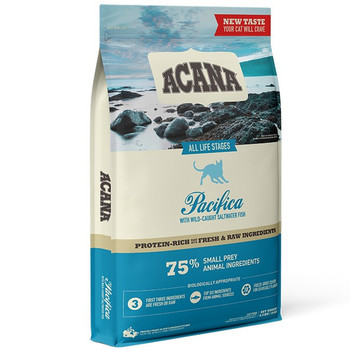 Pacifica Dry Cat Food