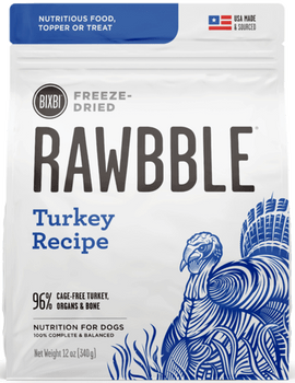 Cage-Free Turkey Freeze-Dried Dog Food