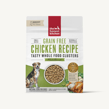 Honest Kitchen Grain Free Chicken Whole Food Clusters