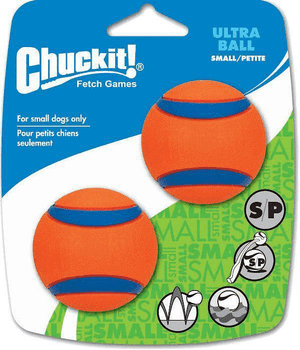 Ultra Ball Dog Toy (2 Pack)