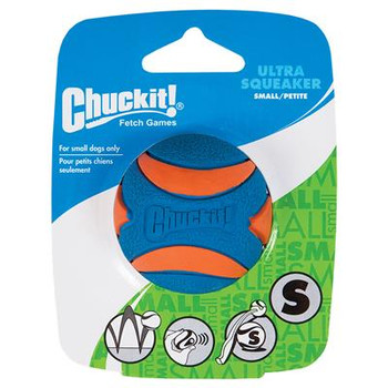 Ultra Squeaker Ball Dog Toy