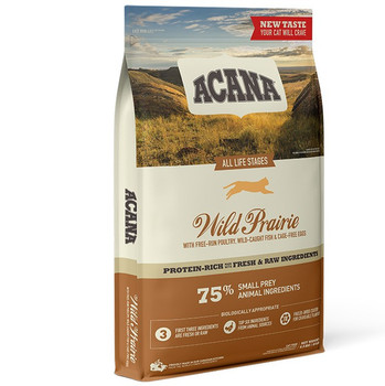 Wild Prairie Dry Cat Food