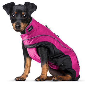 Rogz Insulated Waterproof Jackets for Small Breeds