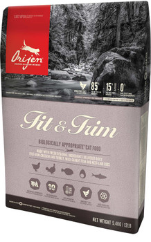 Fit & Trim Dry Cat Food