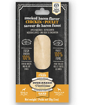 Grilled Chicken & Smoked Bacon Fillet Moist Dog Treat