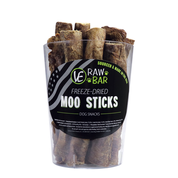 Freeze-Dried Moo Stick Dog Chew