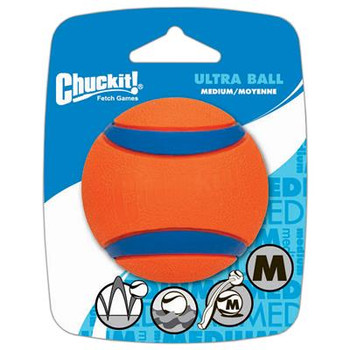 Ultra Ball Dog Toy - Medium