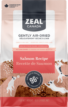 Gently Air-Dried Salmon Dog Food