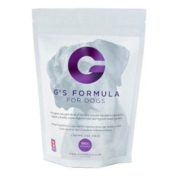 G's Formula Organic Solutions for Dogs