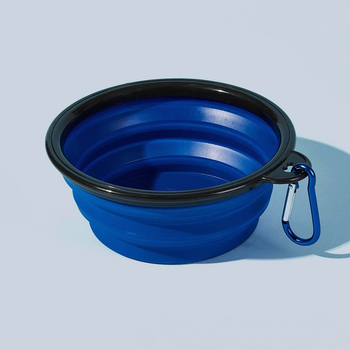 Collapsible Travel Food Bowl