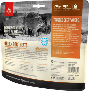 Wild Boar Freeze-Dried Dog Treats