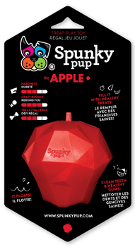 Apple Treat Dispensing Toy