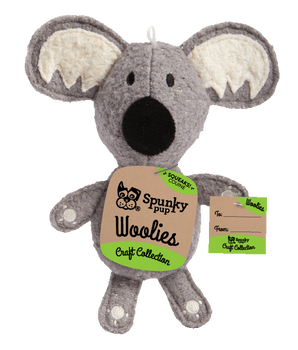 Woolies Koala Dog Plush Toy