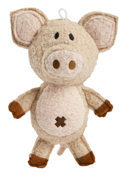 Woolies Pig Dog Plush Toy