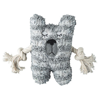 Bear Greybar Plush Dog Toy