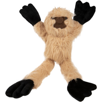Crazy Tugs Sloth Plush Dog Toy - Small