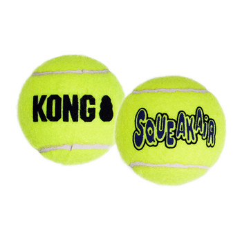 Air Squeak Tennis Ball - Pack of 3