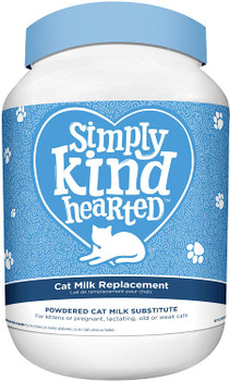 Powdered Milk Substitute for Kittens, Pregnant, Lactating, Old or Weak Cats