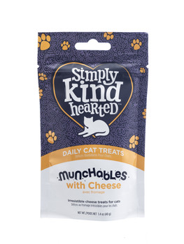 Cheese Munchables Treats For Cats