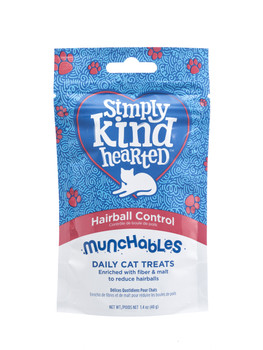 Hairball Control Munchables Treats for Cats