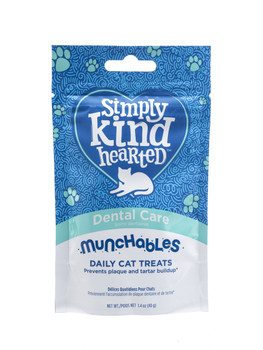 Dental Care Munchables Treats for Cats