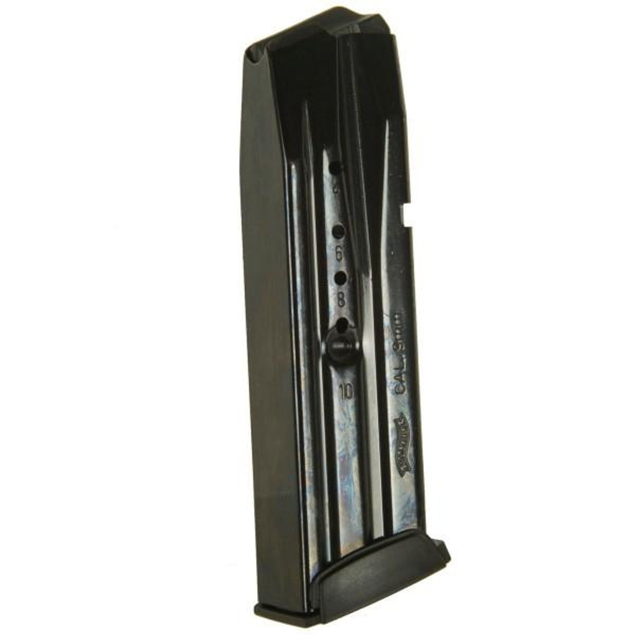 Walther PPX/Creed 9mm, 10 Round Magazine