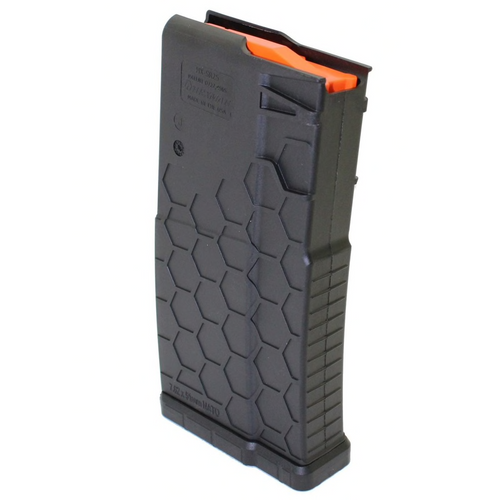 HEXMAG AR-10/308 7.62- 5/20 Rounds - Black