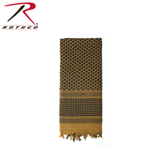 Rothco Shemagh Tactical Desert Scarf - Coyote Brown