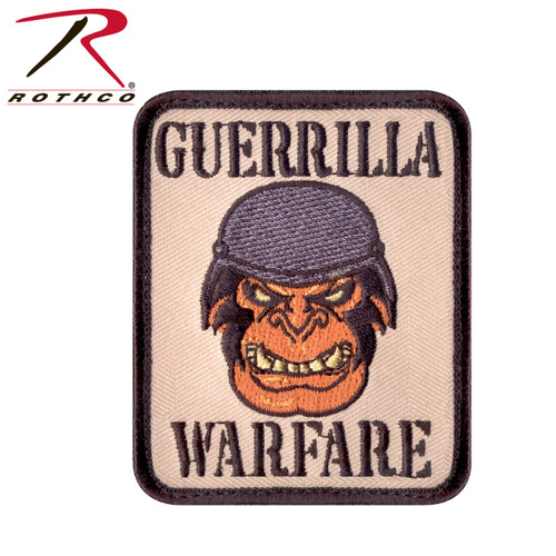 Rothco Guerrilla Warfare Morale Patch