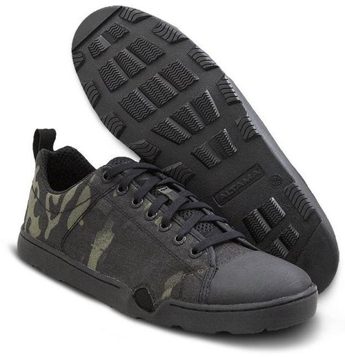 Altama Maritime Assault - Low (Black MultiCam)