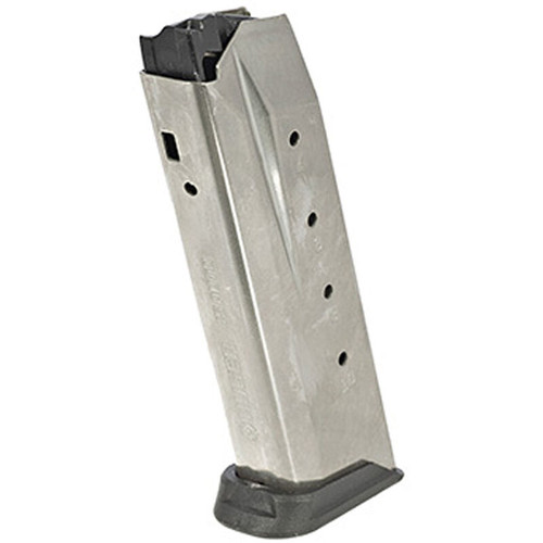 Ruger American Pistol .45 ACP 10 Round Stainless Steel Magazine