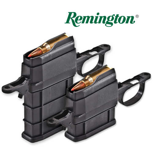 Legacy Sports Ammo Boost Detachable Magazine Kit - Remington 700 BDL 5 Rounds | .300 Win Mag Long Action Floor Plate & Magazine Kit