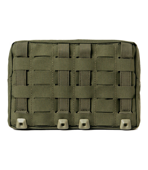 First Tactical TACTIX 9X6 Utility Pouch - OD Green
