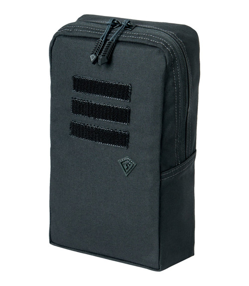 First Tactical TACTIX 6X10 Utility Pouch - Black
