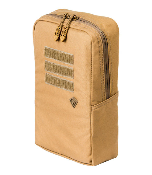 First Tactical TACTIX 6X10 Utility Pouch - Coyote