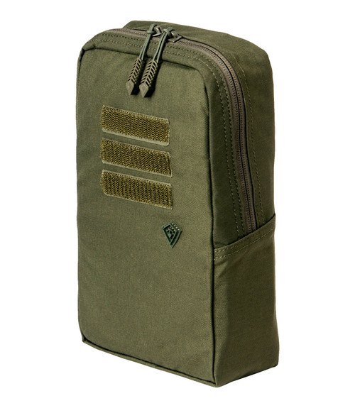 First Tactical TACTIX 6X10 Utility Pouch - OD Green
