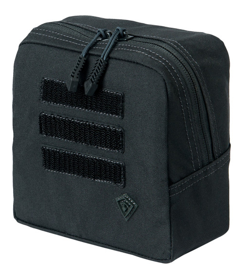 First Tactical TACTIX 6X6 Utility Pouch - Black