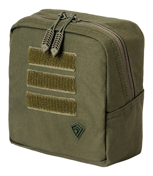 First Tactical TACTIX 6X6 Utility Pouch - OD Green