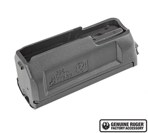 Ruger American Rifle 4 Round Multi-Calibre Short Action Magazine