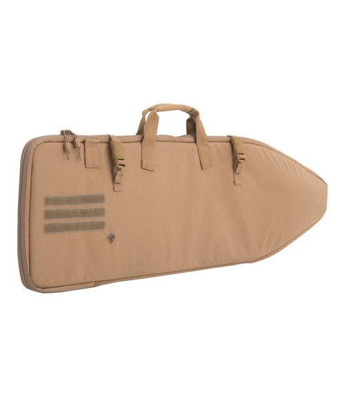 """First Tactical 36"""" Single Rifle Sleeve - Coyote"""