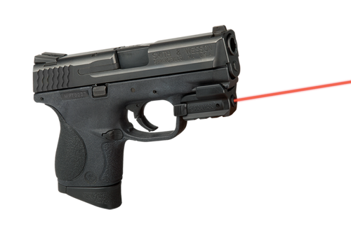LaserMax Spartan Rail Mounted Adjustable Laser - Red (SPS-R) canada