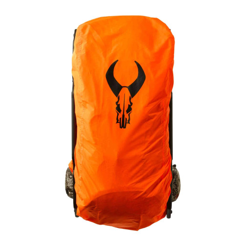 Badlands Rain Cover - Blaze Orange, Large