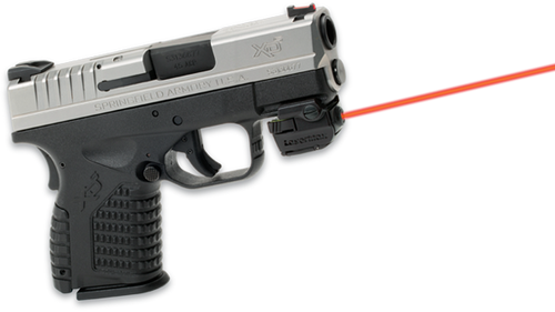 LaserMax Micro II Rail Mounted Laser - Red