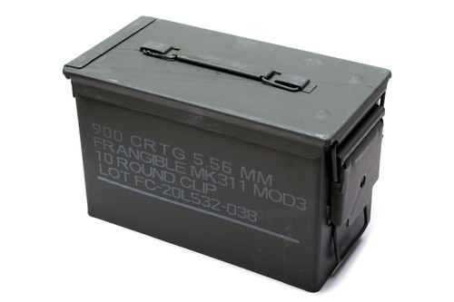 US 50 cal Ammo Can Brand New Surplus
