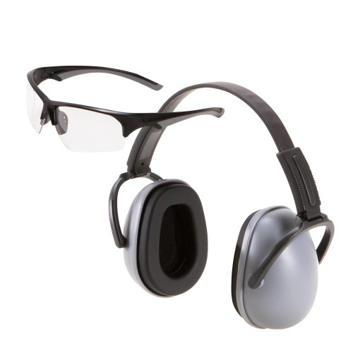 Allen Passive Ear and Eye Protection Combo