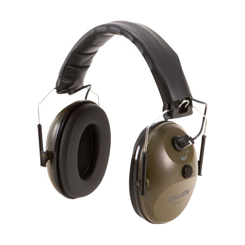 Allen Single Microphone E-Muff Hearing Protection