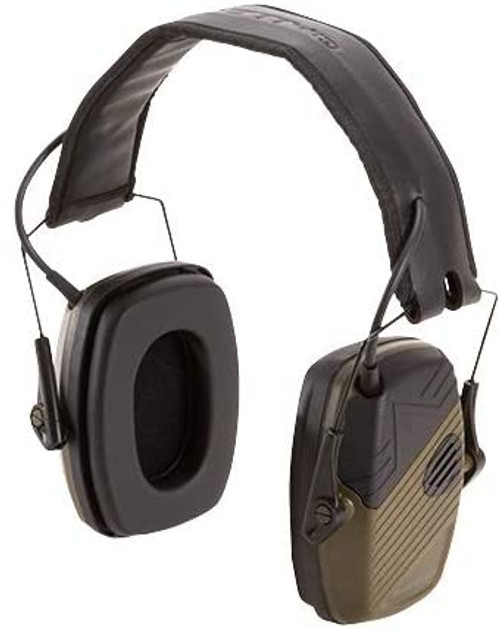 Shotwave Low Profile E-Muff Hearing Protection